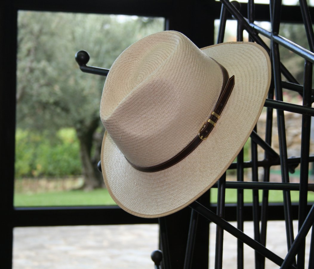 Mr Gaja\'s hat
