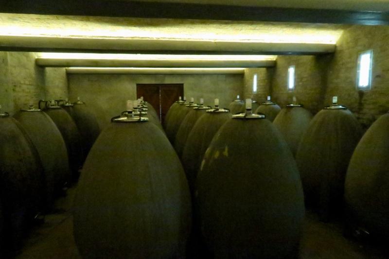 Boukenhoutskloof: concrete eggs