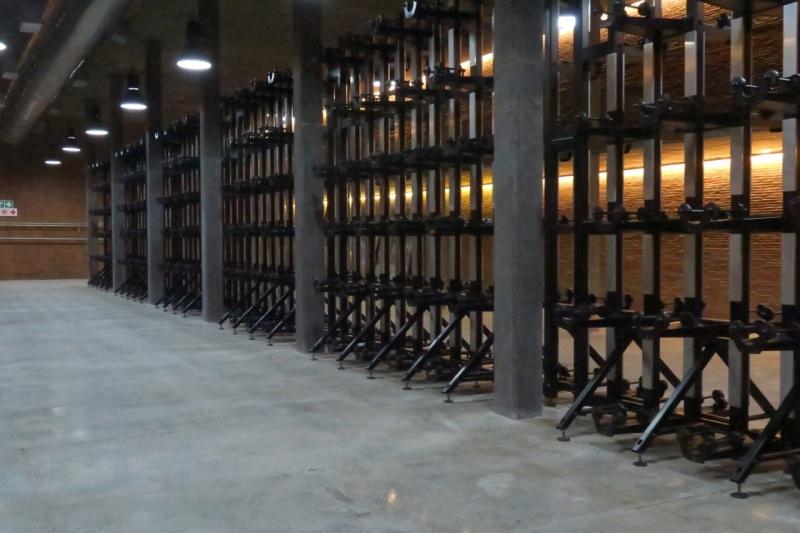 Boukenhoutskloof: new cellar