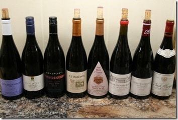 Pinot around the world