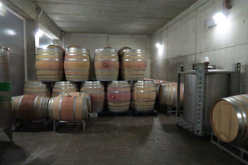La Selva barrel hall