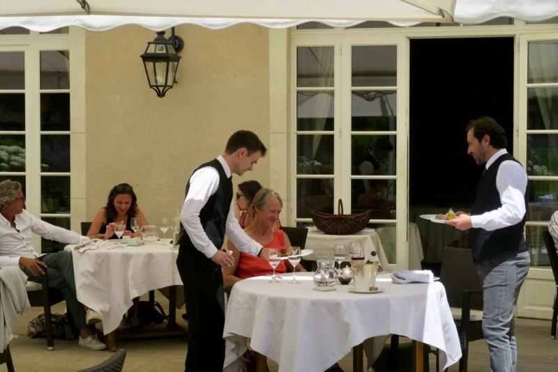 Le Montrachet restaurant