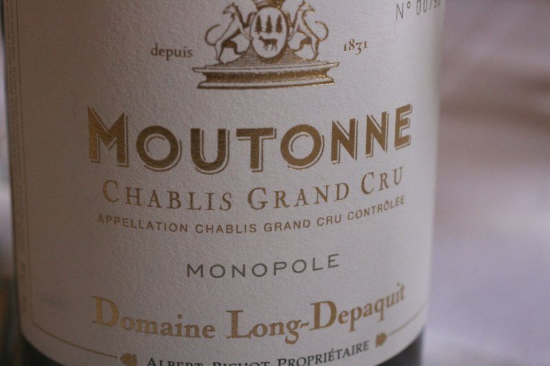 Moutonne label