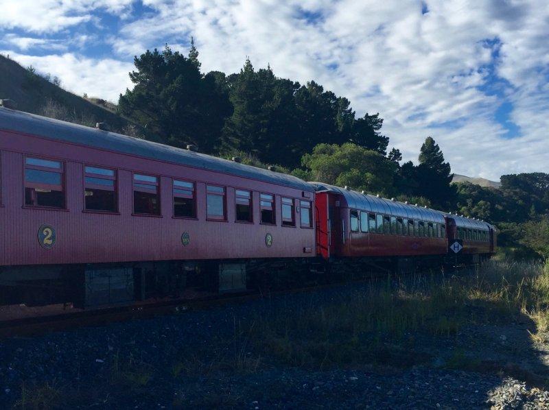 Train to the beach