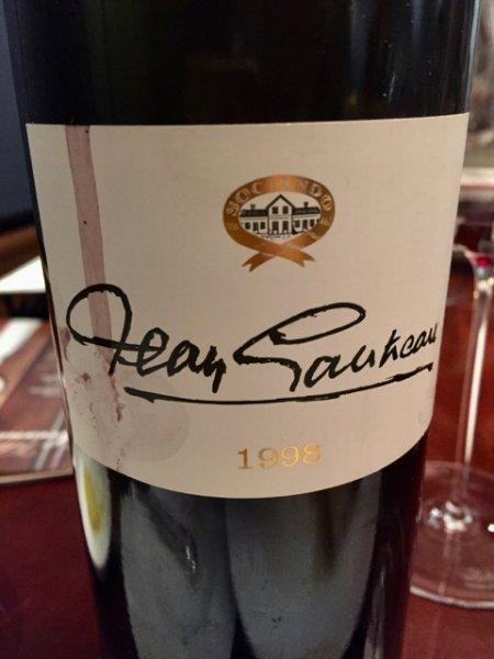 Jean Gautreau 1998