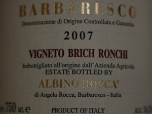 Brich Ronchi