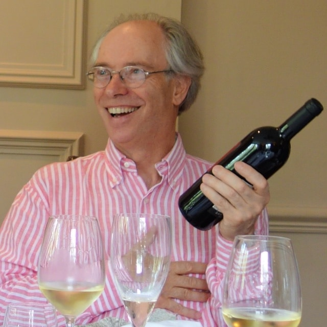 David Way, author of Winefriend, wine writer and educator