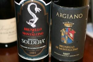 Two Italian greats