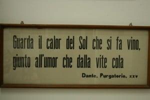 Dante quotation