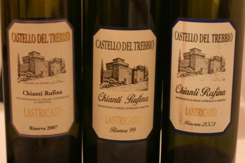 Triplets from Tuscany