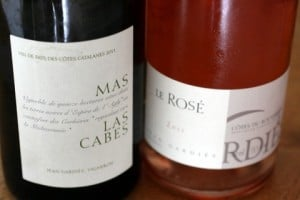 White and rosé
