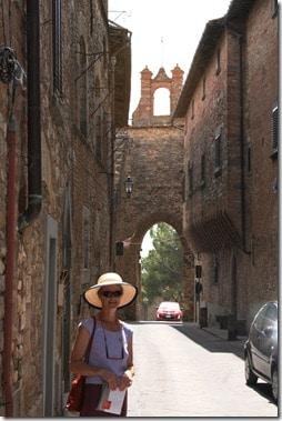 Janet at Barberino