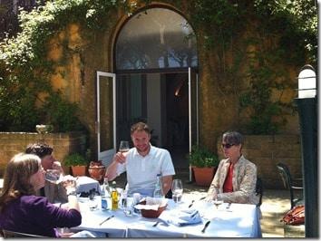 Lunch on Elba