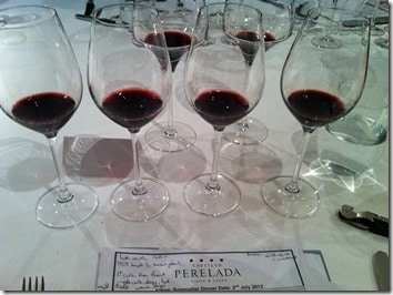 4 ExEx wines