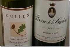 Bordeaux blends