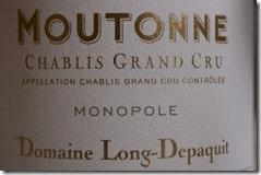 Moutonne