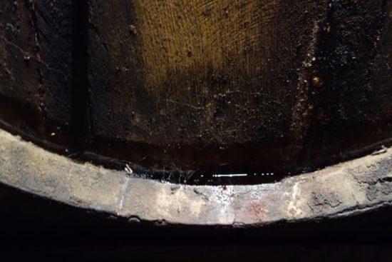 seeping cask