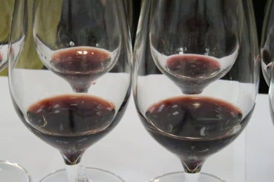 two dominant varieties, two vintages