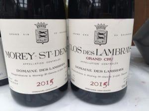 2015 Burgundy excitement!