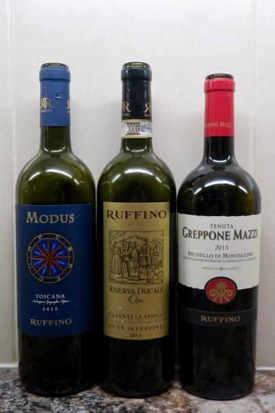Ruffino trio