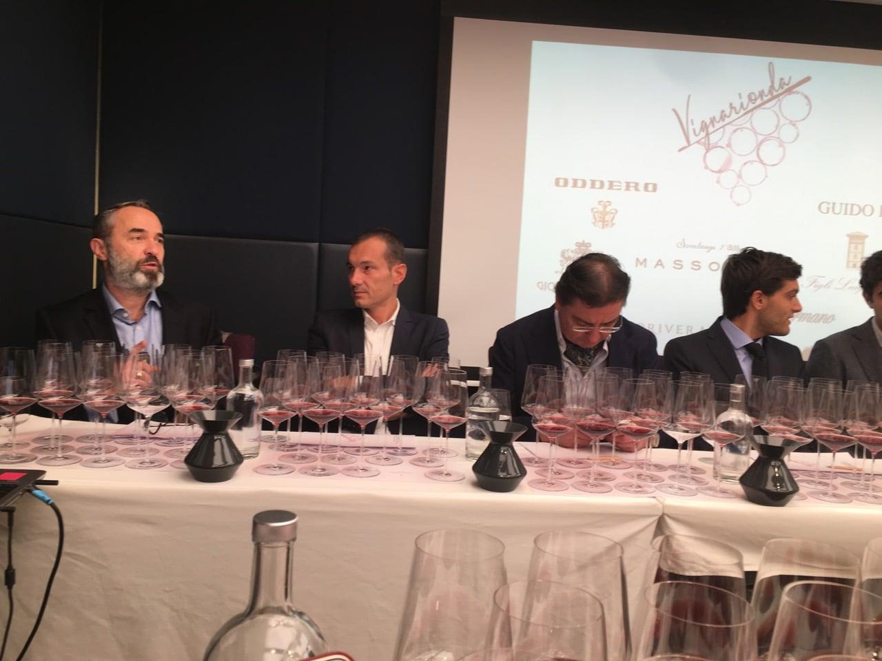 Single-vineyard Piemonte