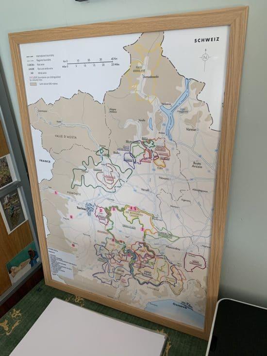 Finished Piemonte map