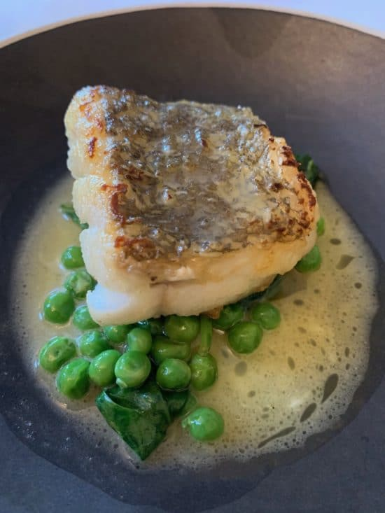 Wild Orkney cod