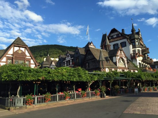 German wine exports