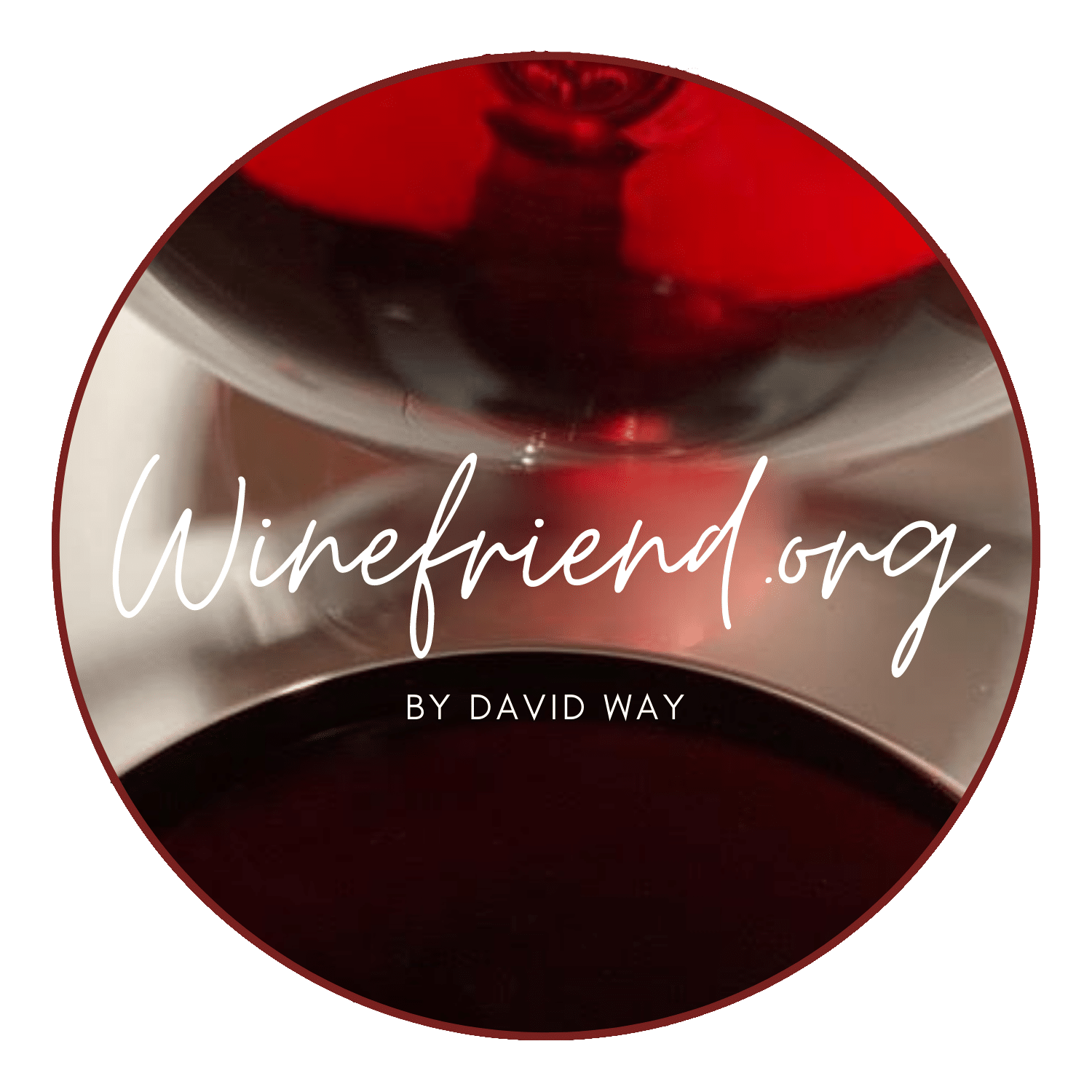 Winefriend by David Way Logo