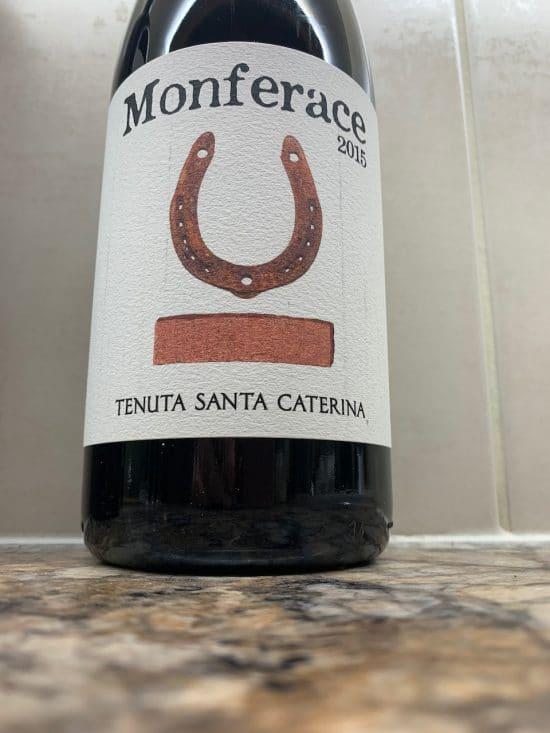 Monferace label