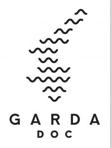 Pinot Grigio on Lake Garda, the logo