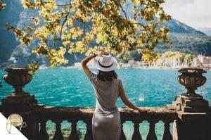 Pinot Grigio on Lake Garda