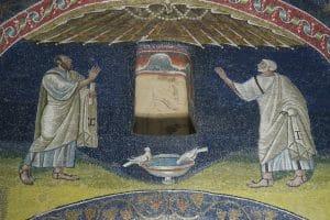 Romagna photoblog: Ravenna, early Christian mosiacs